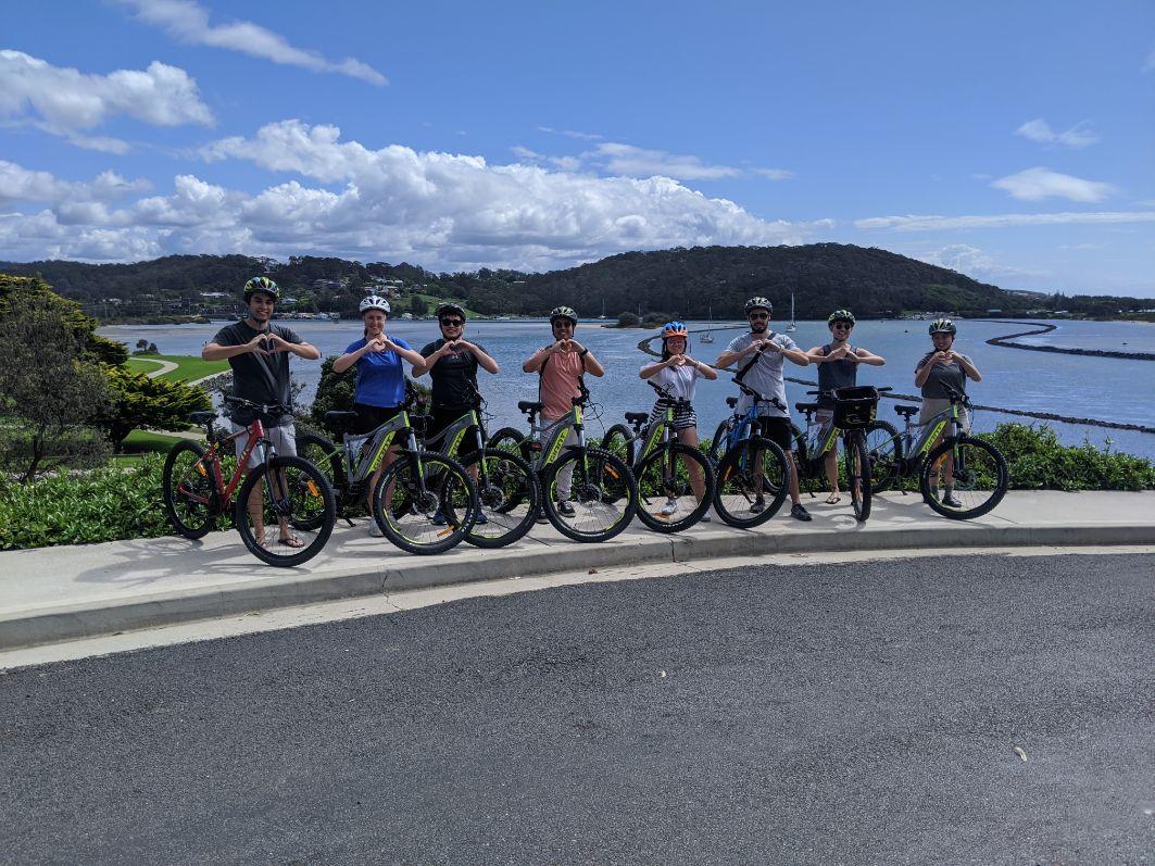 e-Bike Hire Narooma